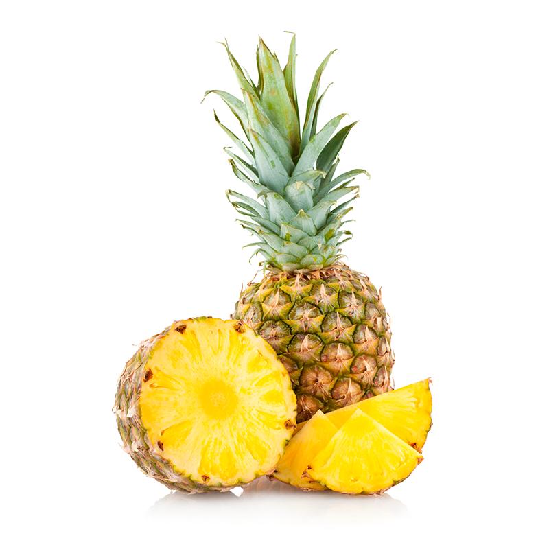 fruttuose in purea Ananas