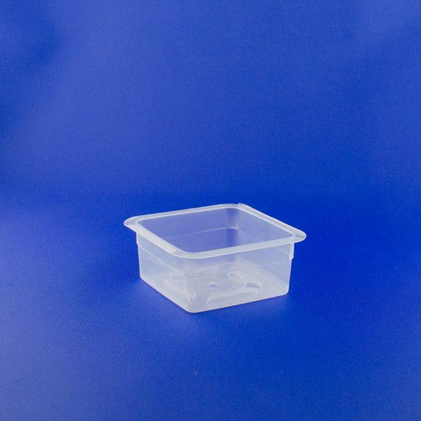 Vaschetta quadrata ml 90