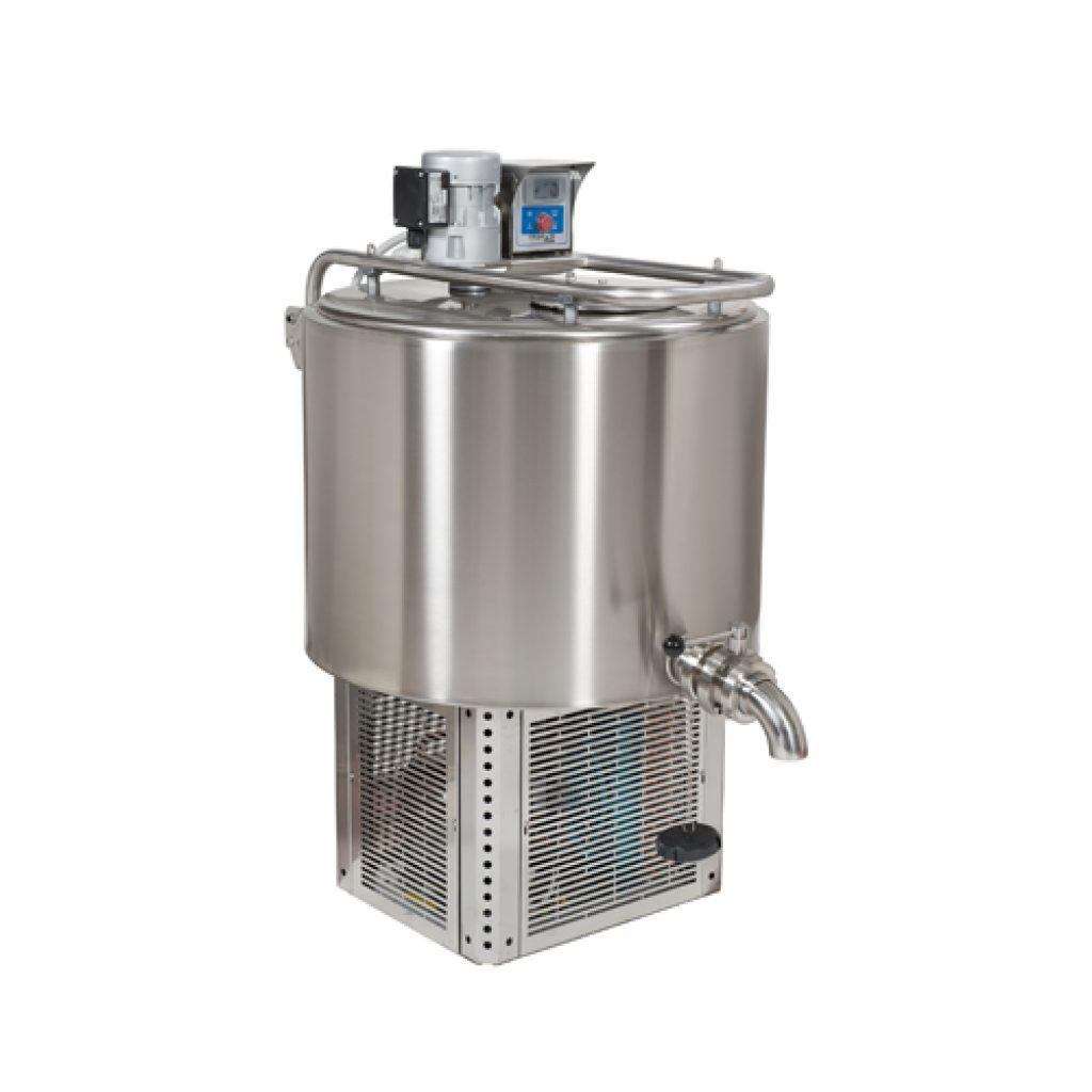 Refrigeratori Per Latte Apribili A Due E Quattro Munte