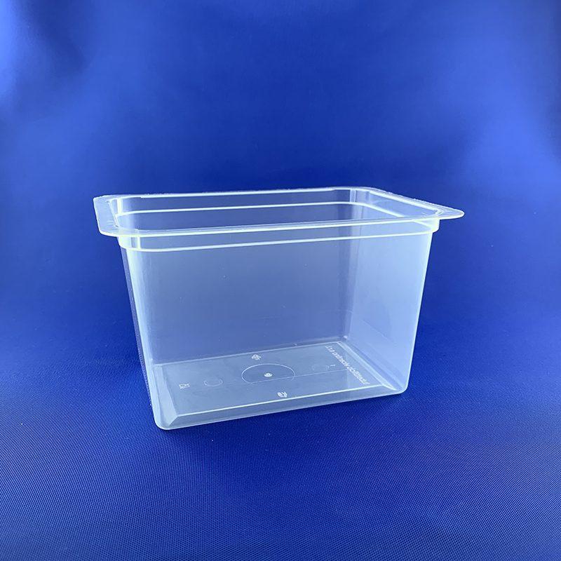 Rectangular tray ml 700